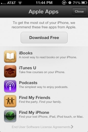 Apple Adds One-Tap Download All For Its Free App Store Apps   M-Learning Apps   Scoop.it