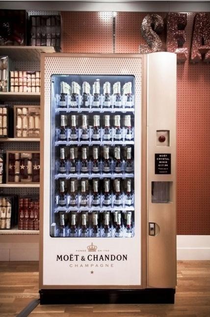 Une urgente envie de champagne | Beauty&retail | Scoop.it