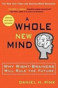 Introspective of 'A Whole New Mind' By Daniel Pink | Inside the ... | The conceptual age | Scoop.it