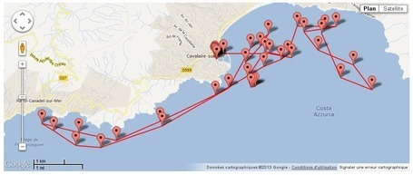 Skipper Xavier Macaire puts SIGFOX to the test for boat tracking   SIGFOX   Scoop.it