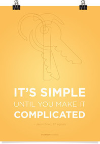 Inspiring business posters - Startup Vitamins | Innovation Process, in small organization | Scoop.it
