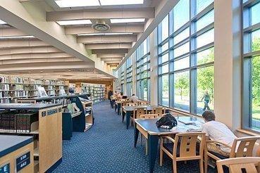 Le monde vivant des bibliothèques | Michèle LaFerrière | Architecture | le monde des bibliothèques et des sciences de l'information | Scoop.it