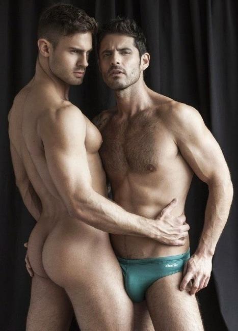 Modelli Nudi: Diego Arney e Konstantin Kamynin by Greg Vaughan - JIMI PARADISE™ | JIMIPARADISE! | Scoop.it