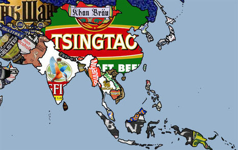 Epic Pakistan: Pakistan has a favorite beer brand, and this map shows which. | Business | Scoop.it
