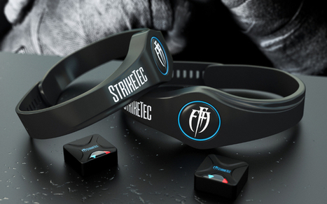 StrikeTec Sensor Brings Wearable Technology to Boxing | Technology in Sport | Scoop.it