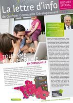"""Dossier """"Tourisme & Numérique en Cornouaille"""" sur le diagnostic numérique de territoire   Animation Numérique de Territoire   Scoop.it"""