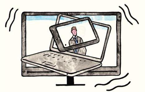 """Harry Roselmack : """"L'information gratuite n'existe pas""""   Les médias face à leur destin   Scoop.it"""