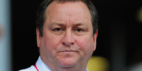 Mike Ashley - A Cuckoo in the Magpie's Nest | Football Governance | Scoop.it