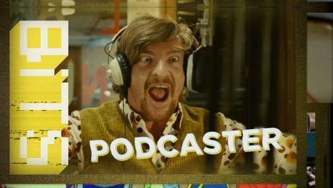 Quand la génération hyper-connectée redécouvre les joies de la radio via le podcast, s'agit-il toujours de radio ?[video] ARTE Creative | Radio 2.0 (En & Fr) | Scoop.it