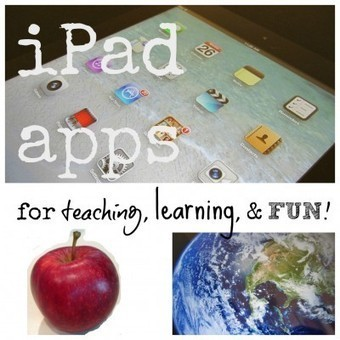 iPad apps: best apps for learning and fun for kids | Digital Learning, Technology, Education | Scoop.it