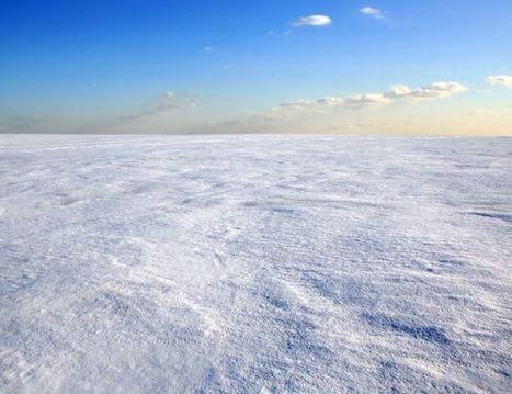 El volumen de hielo en el Ártico aumentó un 50 % este otoño | Las Personas y el Medio Ambiente. | Scoop.it