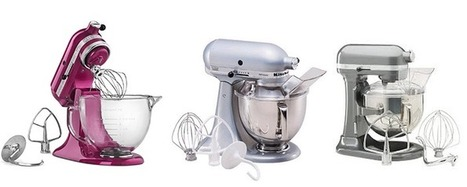 Kitchenaid Stand Mixer Review   Food Processor Guide & Reviews   Scoop.it