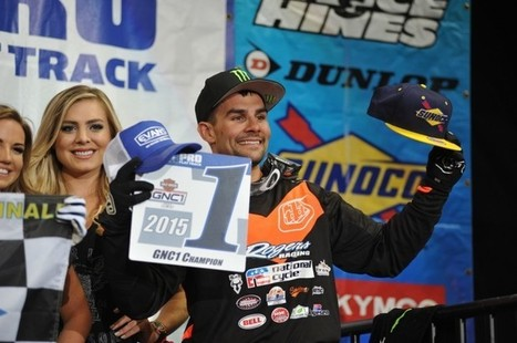 Jared and Nichole Mees To Promote the Lima Half-Mile - CycleNews | California Flat Track Association (CFTA) | Scoop.it