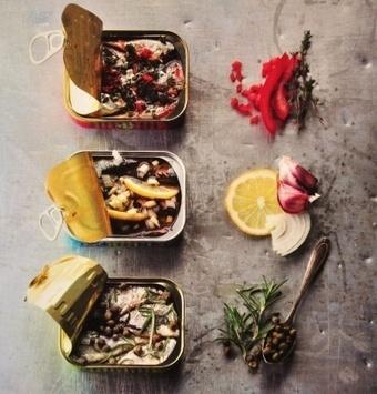 Tous en cuisine- les sardines grillés dans leur boîte | r | Scoop.it