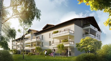 Nouveau programme immobilier neuf EGUN BERRI à Anglet - 64600 | L'immobilier neuf Côte Basque | Scoop.it