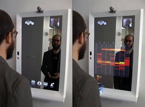 Scientists Create A True Magic Mirror | Singularity Scoops | Scoop.it