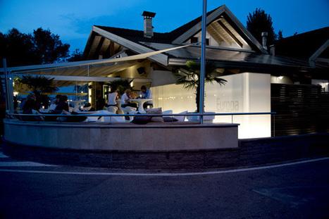 Restaurant Europe in Calceranica al Lago by raro | Awesome Architecture | Scoop.it