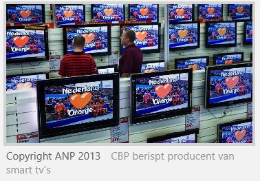 Ook de TV kijkt bij je mee.. | Mediawijsheid in het VO | Scoop.it