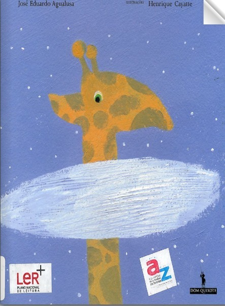 A girafa que comia estrelas | PDF Flipbook | Biblioteca Entre Ribeiras | Scoop.it