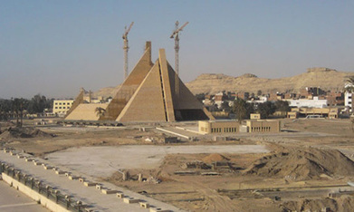 Egyptian, German officials visit Minya's unfinished Aten Museum - Museums - Heritage - Ahram Online | Egiptología | Scoop.it