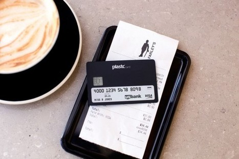 Plastc is an e-ink, NFC 'meta' card that will (try to) replace your entire wallet - ExtremeTech | NFC News and Trends | Scoop.it