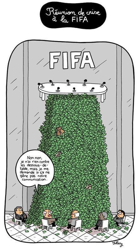 FIFA sans dessous dessus | Epic pics | Scoop.it