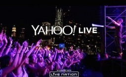 Usher, Justin Timberlake, And 363 More Live Concerts Headed To Yahoo   InFocus: Video News   Scoop.it
