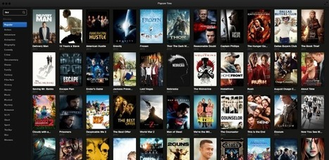 Popcorn Time Is Like Netflix For Pirated Content | Best Free Software | Scoop.it