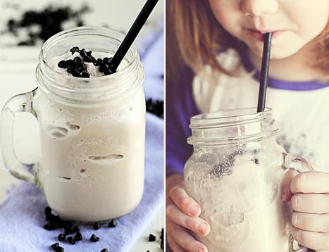 #DrinkRecipe - Frozen White Chocolate Hot Chocolate Dessert Treat | Last Call | Scoop.it