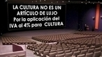 Por la aplicación del IVA super-reducido para la Cultura al 4% en España | Terpsicore. Danza. | Scoop.it