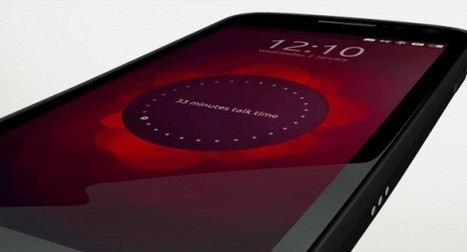 Les premiers smartphones Ubuntu débarqueraient en octobre 2013 | Ubuntu French Press Review | Scoop.it