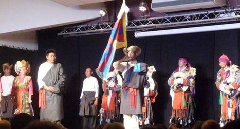 Couleurs du monde : le Tibet à l'honneur - ladepeche.fr | Tibet and Tibetans | Scoop.it