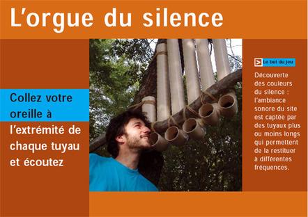 L'orgue du silence | DESARTSONNANTS - CRÉATION SONORE ET ENVIRONNEMENT - ENVIRONMENTAL SOUND ART - PAYSAGES ET ECOLOGIE SONORE | Scoop.it