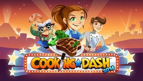 Cooking Dash 2016 Hack - Unlimited Coins, Gold and Supplies | HacksPix | Scoop.it