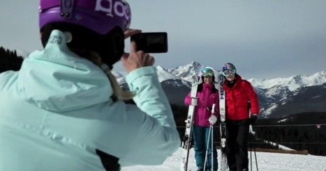 Ski resort aims to change the way we take photos on holidays using RFID | Tourism Social Media | Scoop.it