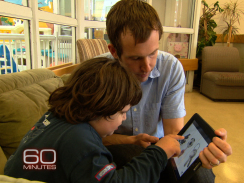 First study shows promise for tablets to become key teaching tools for autism - CBS News | IPADs apps for Speech Therapy | Scoop.it