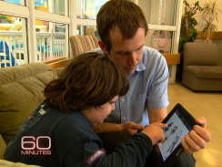First study shows promise for tablets to become key teaching tools for autism - CBS News | TiPS:  Technology in Practice for S-LPs | Scoop.it