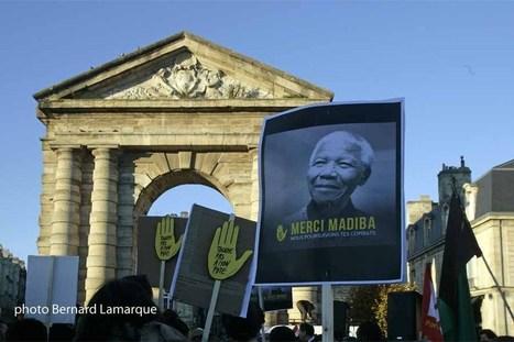 Hommage à Nelson Mandela à Bordeaux - Bordeaux Gazette actualités et informations Bordeaux CUB   Municipales Bordeaux 2014   Scoop.it