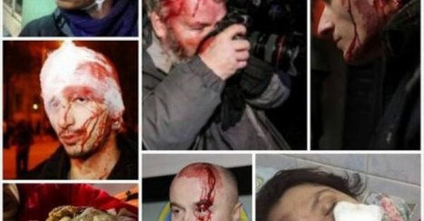 Ukraine: Netizens Demand Justice for #Euromaidan Participants | Digital Protest | Scoop.it