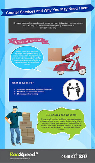 Delivery Packages & Parcels in Manchester | Courier Services | Scoop.it