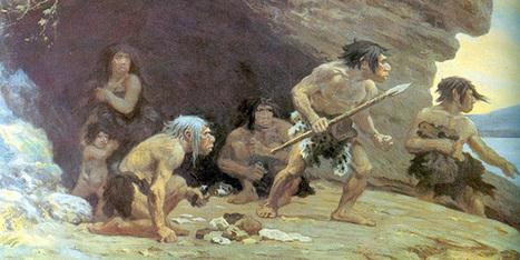 Waren Neanderthalers de eerste binnenhuisarchitecten? Neanderthaler deelde zijn leefruimte slim in - Scientias.nl   KAP-HosteL   Scoop.it