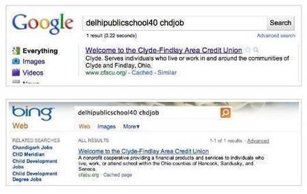 Moteur de recherche : Bing plus pertinent que Google ? | L'hégémonie de Google a-t-elle une fin ? | Scoop.it