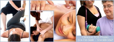 Physiotherapy Montreal Physiotherapie 1-855-310-7767 or 514-500-5567   oliverjack   Scoop.it