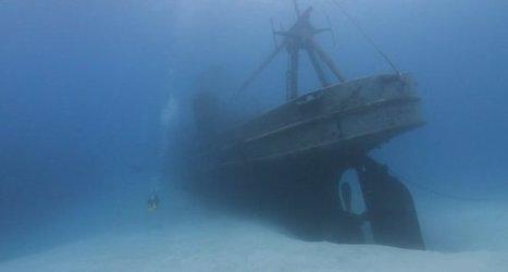 Vidéo plongée HD | Caïmans - L'épave du USS Kittiwake ! | Plongeurs.TV | Scoop.it