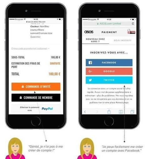 Exclu : le classement des meilleurs parcours d'achat mobile en France   mobile, digital and retail   Scoop.it