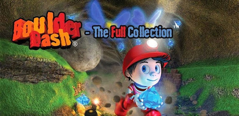 BoulderDash®-TheFullCollection v1.4.8 - Free APK Android Games | Android n Games | Scoop.it