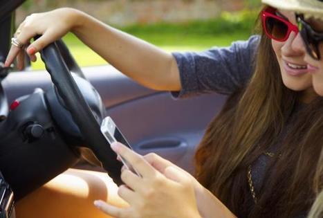 El móvil, primera causa de muerte al volante entre adolescentes de ... - La Razón | Tus Multas | Scoop.it