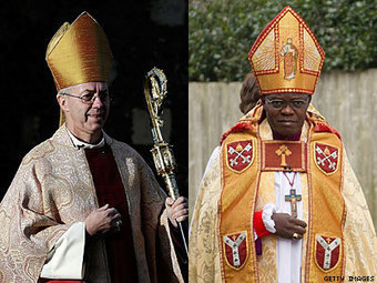 Archbishop of Canterbury to African Churches: Respect Gays - Advocate.com | Gay priests in CofE | Scoop.it