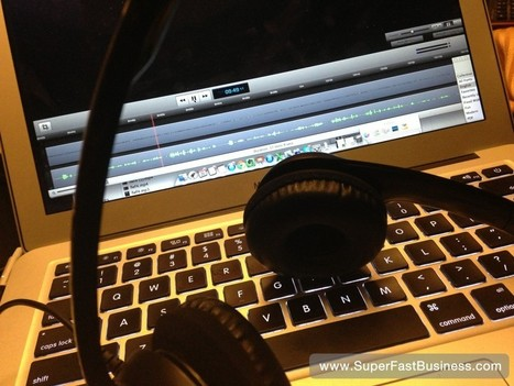 How To Get Broadcast Audio Quality For Free – Auphonic Revealed | Podcasts | Scoop.it