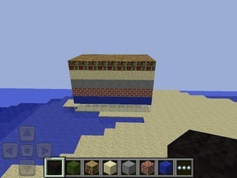 Teachers Use Tech: Creating Rectangular Prisms with Minecraft | E-learning | Scoop.it